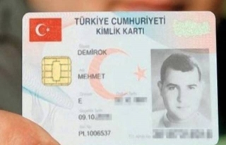 Yeni kimlik kartlarının dağıtımı başladı