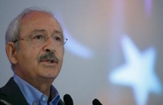 Kılıçdaroğlu'ndan yargı mensuplarına eleştiri