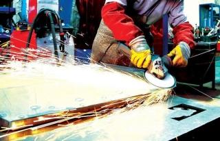 Sanayi üretimi Kasım'da arttı