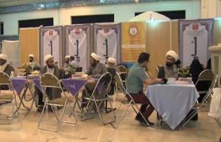 Tahran'da Kur'an-ı Kerim Fuarı