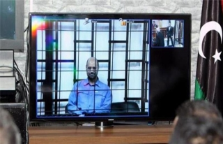 Kaddafi'nin oğlunun serbest kaldığı iddiasına...