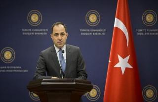 Türkiye'den Rusya'ya 'teessüf' açıklaması