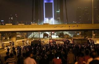 Köprüye saldırı talimatını veren albay gözaltında