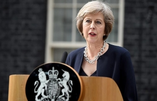 İngiltere Başbakanı May, Brexit için rahat