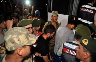 Erdoğan'ın kaldığı otele saldıran darbeciler...