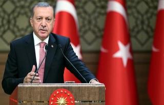 Erdoğan'dan ABD'ye tepki: Kimse bizi aldatmasın