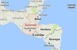 Guatemala'da büyük deprem