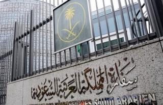 Suudi Arabistan Adalet Bakanlığı'nda bir ilk