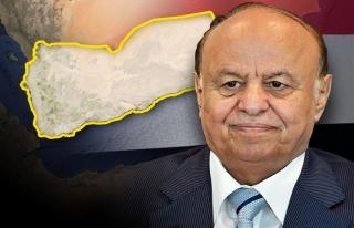 Yemen Cumhurbaşkanı, Birleşik Arap Emirlikleri'ne...