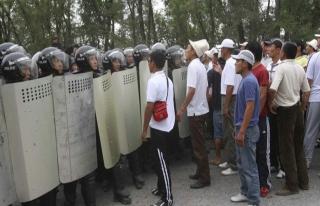 Çin'den Doğu Türkistan'da Kırgızlara baskı