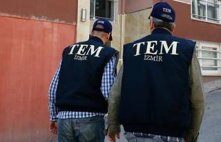 İzmir'de saldırı hazırlığındaki PKK'lı yakalandı