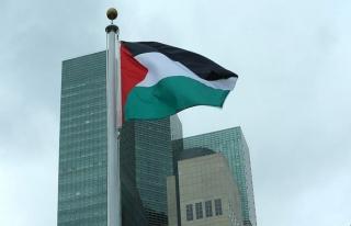 Filistin Bağımsızlık Bildirisi'nin 28. yılı