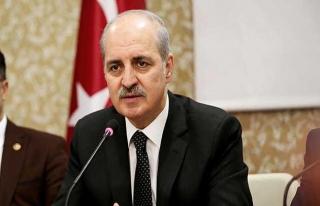 Başbakan Yardımcısı Kurtulmuş: Oklar PKK'yı...