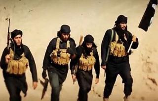 'DEAŞ hala Irak ordusundan ele geçirdiği silahla...