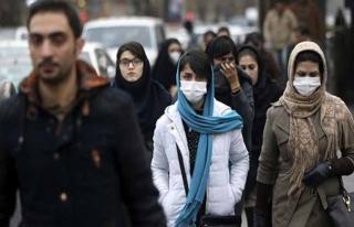 İran'da hava kirliliğinden okullar kapandı