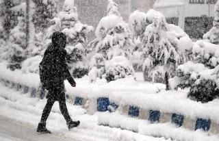 12 ilde eğitime kar tatili