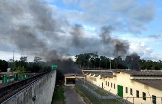 Brezilya'da hapishane isyanı: 50 ölü