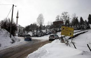 Balkanlar'da soğuk hava nedeniyle ölümler artıyor
