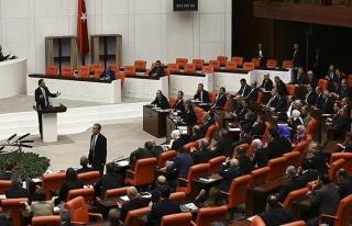 Anayasa değişikliği teklifinin 16. maddesi kabul...
