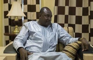 Gambiya Cumhurbaşkanı Barrow Türkiye'ye gelecek