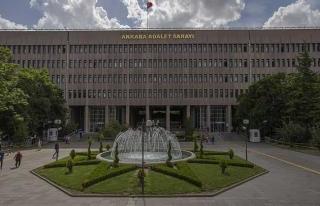 Ankara Garı saldırısı davasında tutuklu sanıklar...