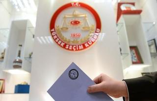 Milletvekili aday listelerinde son 13 gün