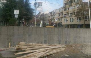 Kosova sınırındaki duvar için son gün