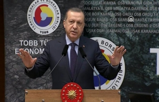 Erdoğan: Kaptanını sevmedikleri gemiyi batırıyorlar