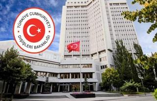 Türkiye'den ABD'nin 2017 İnsan Hakları Raporu'na...