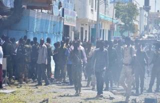 Mogadişu'da patlama