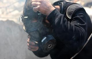 Halepli kimyasal silah mağdurlarından 'adalet' çağrısı