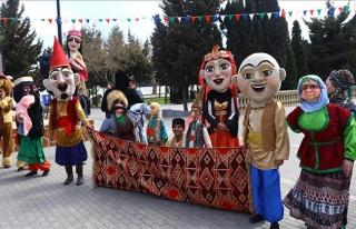 Azerbaycan'da Nevruz kutlamaları
