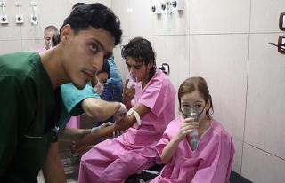 Esad rejimi bin 357 sivili kimyasal silahla katletti
