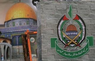 Hamas'tan İsrail'in Şemasne ailesine ait evi boşaltmasına...