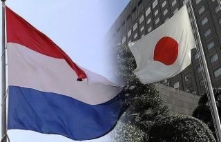 Hollanda ve Japonya'dan 'Suriye' açıklaması