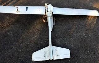 Ürdün, Suriye sınırında insansız keşif uçağı...