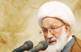 Bahreyn'de en yüksek Şii merci Kasım'a hapis