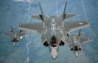 Türkiye F-35 jetler konusunda ABD'li firma ile anlaştı