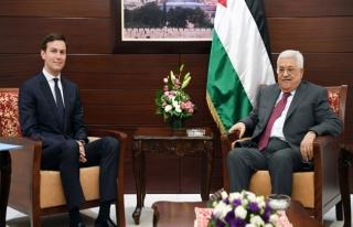 Kushner'in Netanyahu ve Abbas ile 'verimli' görüşmesi