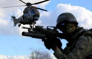 Siirt'teki operasyonda 23 PKK'lı etkisiz hale getirildi