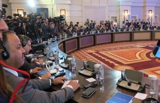 Suriye konulu 6. Astana Toplantısı başladı