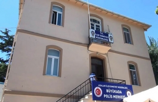 Büyükada'daki şüpheliler Vatan caddesine gönderildi