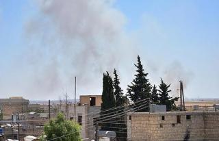PYD Halep'te bugün de sivilleri vurdu