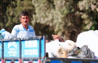 Suriyelilerin Cerablus'a dönüşleri sürüyor