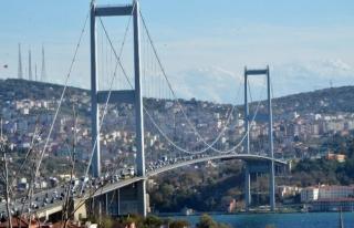 15 Temmuz Şehitler Köprüsü bu gece kapanacak