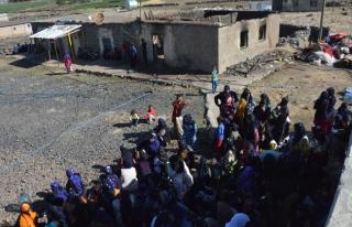 Şanlıurfa'daki yangında 3 küçük kardeş öldü