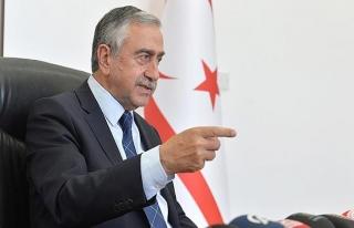 Akıncı, Kıbrıs Konferansı'nın sonuçsuz kalmasını...