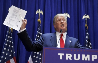 Trump'tan Washington Post'a tepki