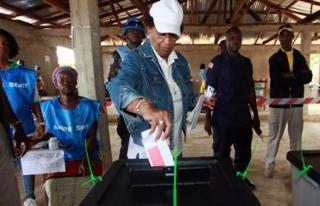 Liberya'da devlet başkanlığı için 20 aday yarışacak