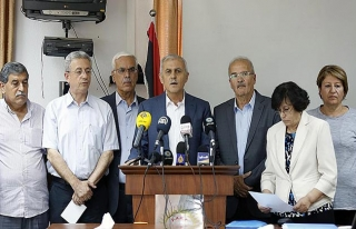 Filistinli STK'lardan bölünmüşlüğün sonlandırılması...